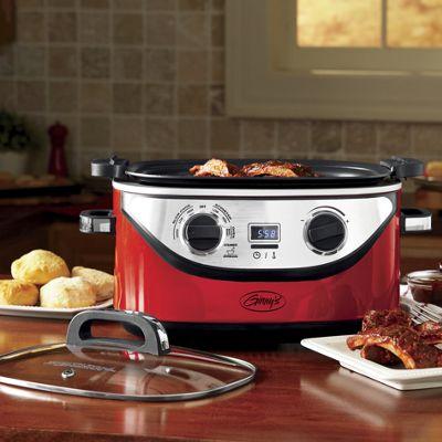 Ginny's Brand 4-In-1 Multicooker