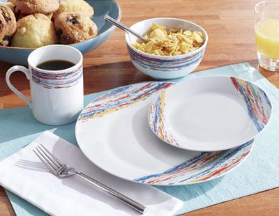 16-Piece Porcelain Dinnerware Set