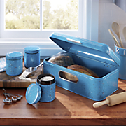 4-Piece Breadbox & Canister Set