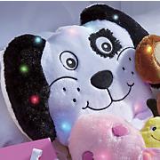 Light Up Dog Pillow