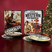 american heroes collection 24 dvd set