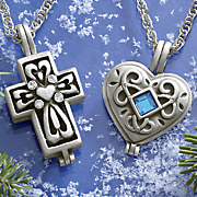 memorial pendant necklaces