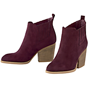 Women's Adelle Bootie by Monroe and Main