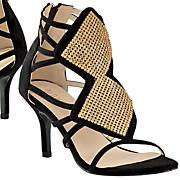 Women's Diamond-Front Heel by Monroe and Main