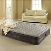 comfort plush mid rise air bed by intex