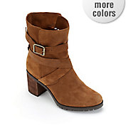 women s malvet doris suede boot by clarks