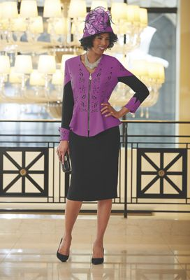 Mona Skirt Suit