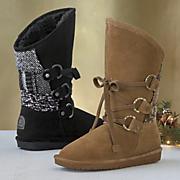women s faith boot by bearpaw