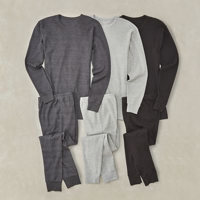 Men's 3-Pack Thermal Sets by Jgx Active