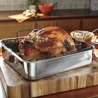 Stainless Steel Turkey Roaster
