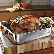 stainless steel turkey roaster