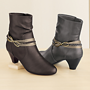 women s gayla bootie by soft style