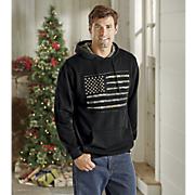 men s buckwear hoodie