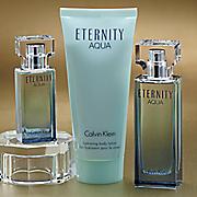 3 pc  eternity aqua set for women by calvin klein