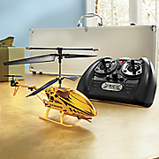 infrared helicopter with case