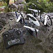 rc land air drone with camera