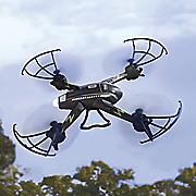 rc fpv quadcopter with color screen