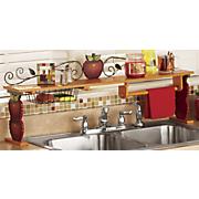 Apple Over-The-Sink Shelf
