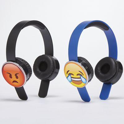 Emoji Headphones by iBoost