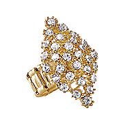 crystal stretch ring 33