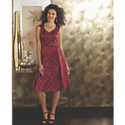 jacquard party dress 4