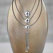 multi chain necklace 2016