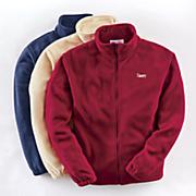 men s personalized fleece jacket