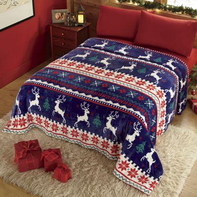 Lodge Plush Blanket