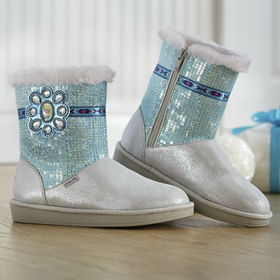 Disney Frozen Icy Powers Boot by Stride Rite