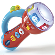 vtech spin   learn color flashlight 12
