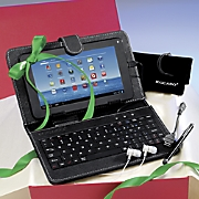 """7"""" Quad-Core Tablet Bundle with Android by Kocaso"""