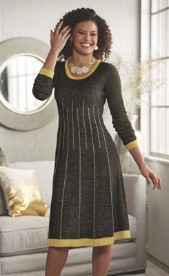 Melodie Sweater Dress