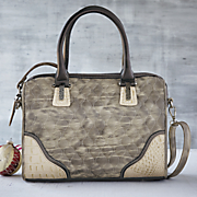 arabella satchel by marc chantel