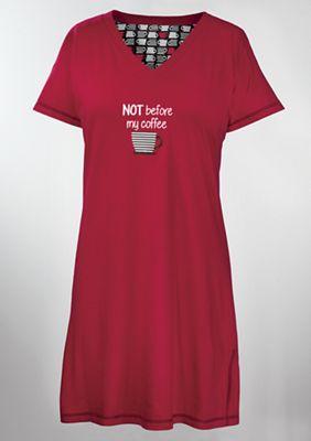Not Before Coffee Night Shirt