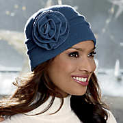 women s wool cloche