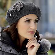 women s maisie wool beret
