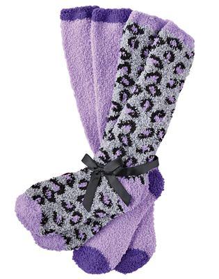 2-Pr. Knee-Hi Socks