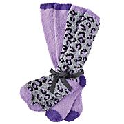 2 pr  knee hi socks