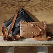 camden leather purse