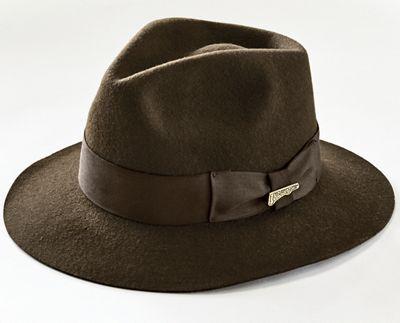 Men's Indiana Jones Wool Felt Fedora
