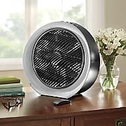 oscillating power fan by bionaire