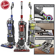 windtunnel air vacuum cleaner by hoover