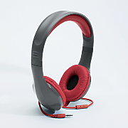 Stereo Headphone with In-Line Mic by Polaroid