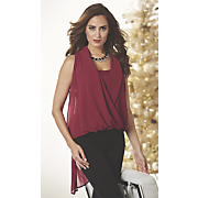 scarlett georgette top