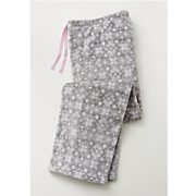 women s snowflake plush pajama pants