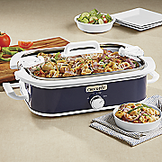 3 5 qt  casserole crock by crock pot