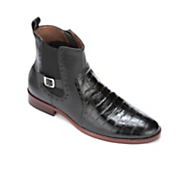 men s animal embossed boot