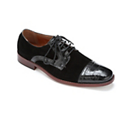 men s animal accent cap toe