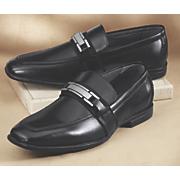 men s banded slip on shoe by giorgio brutini