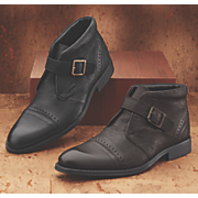 Men's Rawley Monk Strap Boot by Stacy Adams®